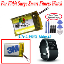 Surge Smart Fitness Watch Battery 160mAh 0.59Wh Replacement Battery for Fitbit