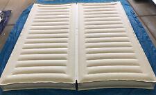 Sleep Number S 927 E King Zip (2) Air Bed Chamber Zipper Lt & Rt