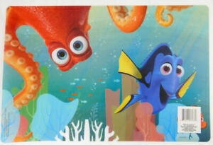 ! NEW FINDING DORY FINDING NEMO PLACEMAT A SET OF FOUR! KIDS placemats