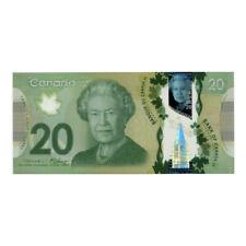 *jcr_m* CANADA 20 DOLLARS 2012 P.108 *UNCIRCULATED*