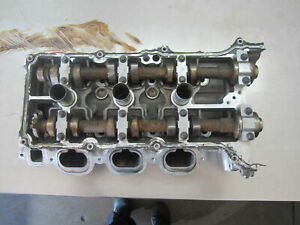 #AB06 Left Cylinder Head 2007 Lincoln MKX 3.5 7T4E6C064GA
