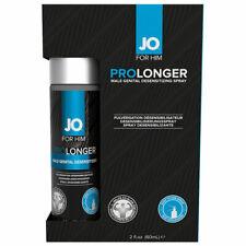 System JO Prolonger Male Genital Desensitizing Enhancement Delay Spray 2 oz