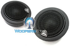 "JL AUDIO C2-075CT 0.75"" CAR 4 OHM FERROFLUID COOLING SILK SOFT DOME TWEETERS NEW"