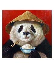 Panda Lucia Heffernan Art Print