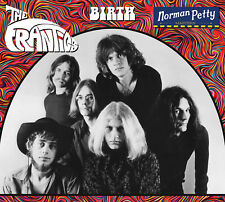 The FRANTICS Birth - Ltd Edition CD '60s psychedelic rock Norman Petty Studios