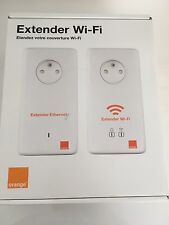 Kit Extender CPL et Extender Wifi Orange (Neuf Promo)