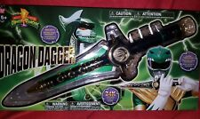 Mighty Morphin Power Rangers Legacy Dragon Dagger |BRAND NEW SEALED Ltd Edition