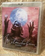 MELANCHOLIA Blu-Ray PLAIN ARCHIVE Korea Exclusive UE5 Limited Edition VERY RARE
