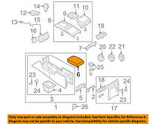 Infiniti NISSAN OEM 09-13 FX50 Center Console-Lid Top Cover Armrest 969201CA0A