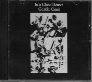 Gentle Giant - In A Glass House (Rock, CD)