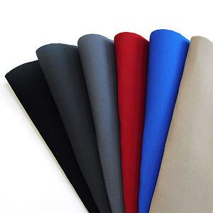 Autohimmelstoff Himmelstoff Dachhimmel Bezugsstoff Polster - Dekostoff 6 Farben