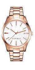 30 m (3 ATM) wasserbeständige Esprit Armbanduhren mit 12-Stunden-Zifferblatt