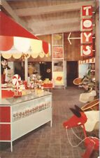 Postcard Nut Tree Restaurant Candy Counter Vacaville CA B11