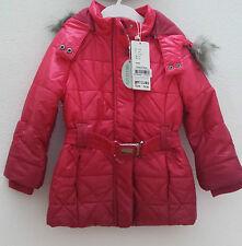s.Oliver Steppmantel Jacke Winterjacke pink Gr.104 NEU mit Etikett