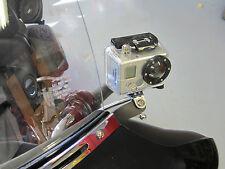 Made in USA GoPro Camera Mount fits  Batwing Fairings Harley Davidson 96-2013