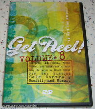 Get Reel Volume 8 For the Virtues Self Control Humility Honor DVD North Point