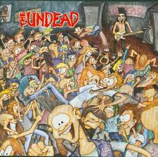 UNDEAD - Live Slayer CD NEW BOBBY STEELE MISFITS PUNK