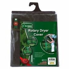 NEW Rotary Washing Line Cover Parasol Cover Airer Drier Waterproof Free P&P