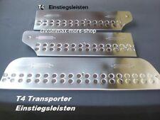 VW T4 Transporteur Seuils de porte acier inoxydable