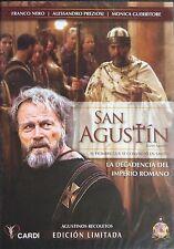 San Agustin:Saint Agustin(2009)DVD -2discset El Hombre que se convirtio en santo
