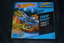 HOT WHEELS CITY SWAMP RAIDER COLOR SHIFTERS CAR INCLUDED