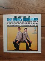 The Everly Brothers  The Very Best Of The Everly Brothers K 46008 Vinyl, LP,
