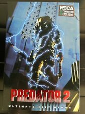 PREDATOR 2 ULTIMATE CITY DEMON NECA 2020 CONVENTION EXCLUSIVE Brand New Light Up