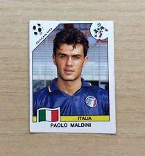 FIGURINE PANINI -  MONDIALI  ITALIA '90 - PAOLO MALDINI  N°46 - NEW STICKER