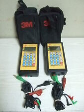2 3M Dynatel 950ADSL2 Plus Qualification Test Cable Tester ADSL2 NO AC ADAPTER