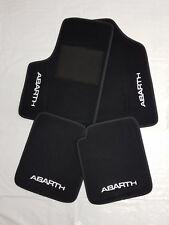 Tappeti Auto Abarth 500, Tappetini Personalizzati!