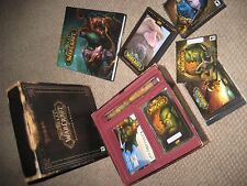 World of Warcraft Collector's Edition PC Game Comp Good Cond