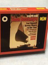 Giuseppe Verdi: Simon Boccanegra 2 CD Set opera