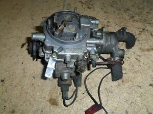Audi 80 B2 1,6 75PS 04/80-09/80 Vergaser Pierburg 1B 049129016L