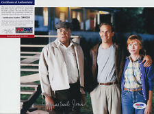 JAMES EARL JONES STAR WARS FIELD OF DREAMS SIGNED 8X10 PHOTO PSA/DNA COA #X68255