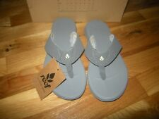 b7f9d418b Brand New Womens Grey Reef Lofty Flip Flops
