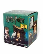 "NECA Harry Potter Bookends Harry and Hedwig the Owl 8"" tall Book ends hermione"
