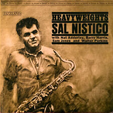 Sal Nistico.LP Heavyheight.-1st.Press.On Jazzland 906 DG.-Ex.Barely Played.TOPS!
