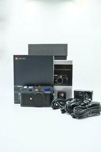 Leica M-E Type 220 (Anthracite Gray)