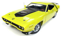 AUTOWORLD DR2AMM1158 1:18 1971 Plymouth RoadRunner HT