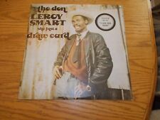 THE DON LEROY SMART LP SHE JUST A DRAW CARD