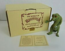 Krystonia Figurine Pooter Mystical Dragon Statue #3721 Collectible w/ Box