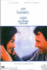 Un Homme et Une Femme / A Man and a Woman DVD [Claude Lelouch] REGION 4