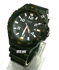 Casio Solar Powered 100M Mens Sports Resin Watch MRW-S300H-3BVDF MRW-S300H-3B