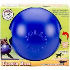 """Jolly Pets Teaser Ball Jolly Ball 6"""" Blue - Horsemens Pride Toy 6"""