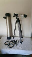 Tasco 900x114mm Luminova Reflector Telescope  Model # 40114675
