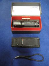LED Lenser P7 Black Torch Flashlight Gift Box Camping Hiking Pro CREE 9407