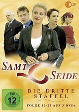 Samt & Seide - Staffel 3 - (Folge 13-24) * NEU OVP * 3 DVDs