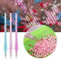 Crystal Painting Point Drill Pen DIY Cross Stitch Embroidery Crafts Sewing Tool