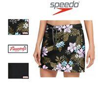 SALE! Speedo Women's Woven Swim Skort Skirt Active Wear | VARIETY SZ/COLOR B45