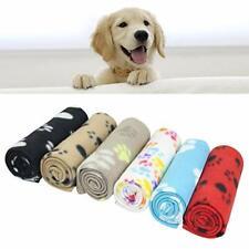 6 Pack Mixed Puppy Blanket Cushion Dog Cat Fleece Blankets Pet Sleep Mat Pad Be